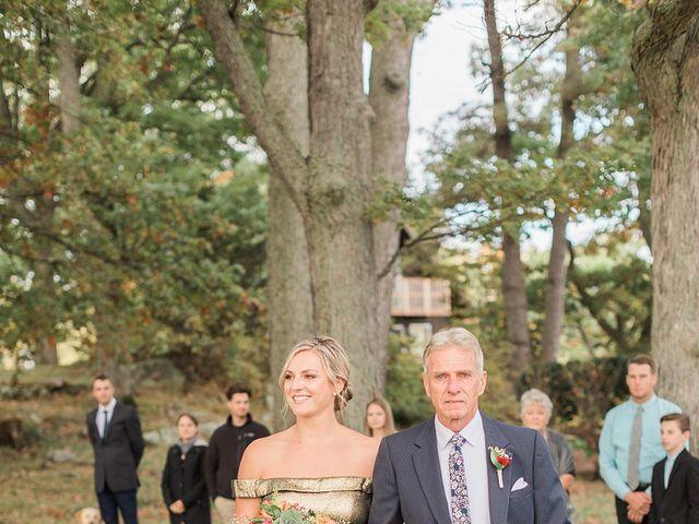 Colin and Matteke's wedding in Lansdowne, Ontario 18