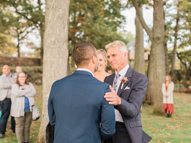 Colin and Matteke's wedding in Lansdowne, Ontario 19