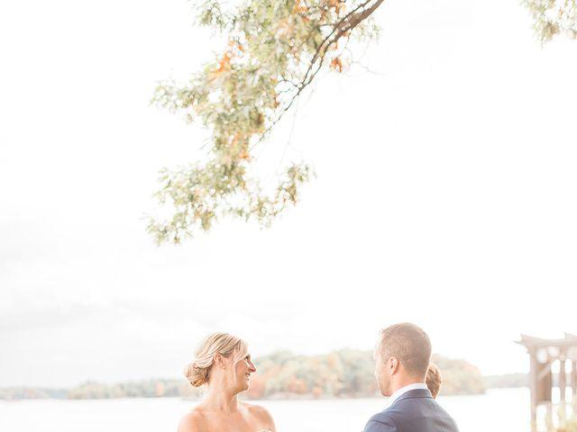 Colin and Matteke's wedding in Lansdowne, Ontario 21