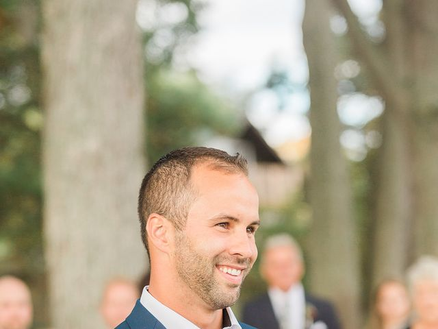 Colin and Matteke's wedding in Lansdowne, Ontario 24