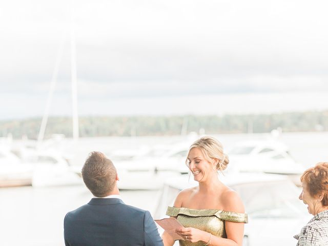 Colin and Matteke's wedding in Lansdowne, Ontario 28