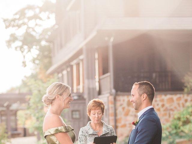 Colin and Matteke's wedding in Lansdowne, Ontario 29