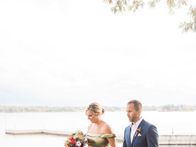 Colin and Matteke's wedding in Lansdowne, Ontario 32
