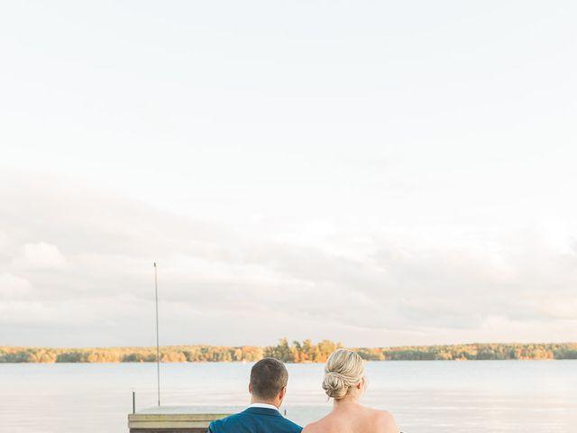 Colin and Matteke's wedding in Lansdowne, Ontario 2