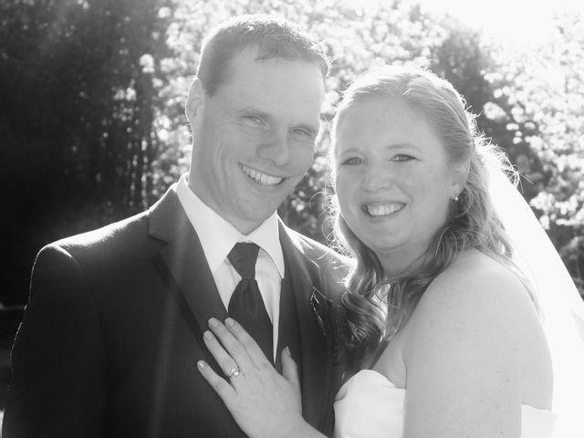 The wedding of Samantha and Brian