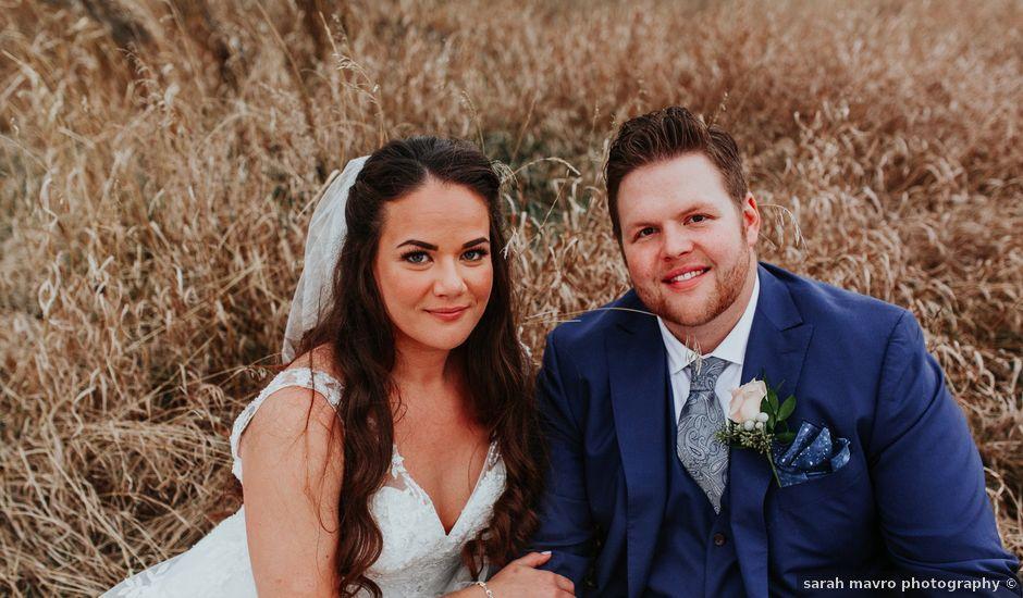 Jamie and Steph's wedding in Edmonton, Alberta