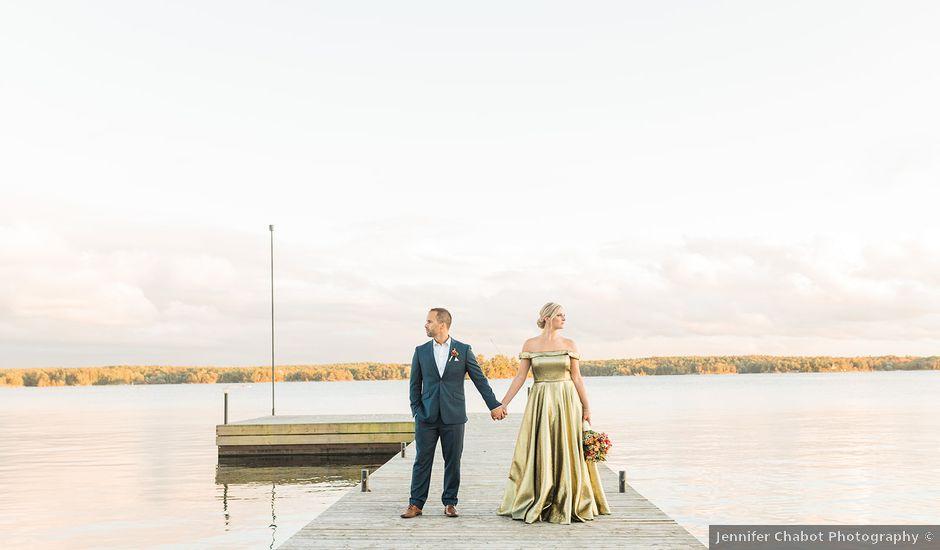 Colin and Matteke's wedding in Lansdowne, Ontario