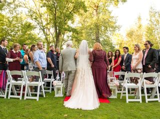 Waghlis and Emilie's wedding in Laval, Quebec 7