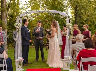 Waghlis and Emilie's wedding in Laval, Quebec 10