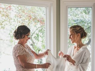 The wedding of Brittney and Matthew 1
