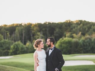 The wedding of Brittney and Matthew