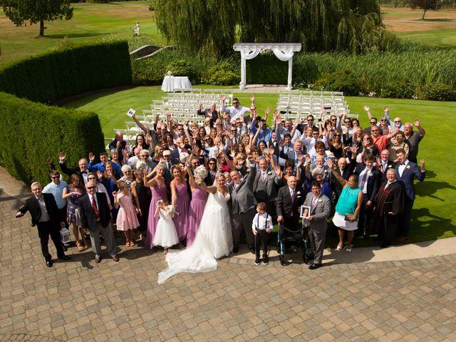Jason and Kim's wedding in Langley, British Columbia 7