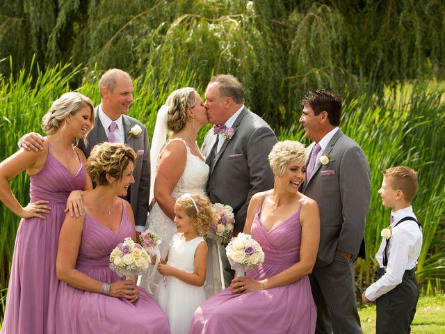 Jason and Kim's wedding in Langley, British Columbia 9