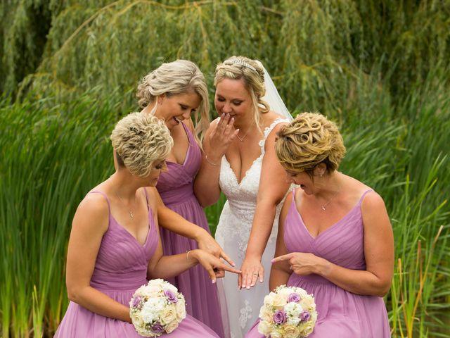 Jason and Kim's wedding in Langley, British Columbia 10