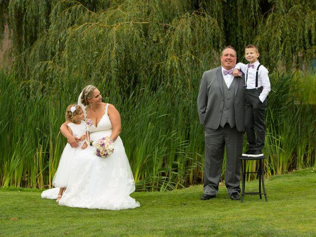 Jason and Kim's wedding in Langley, British Columbia 11