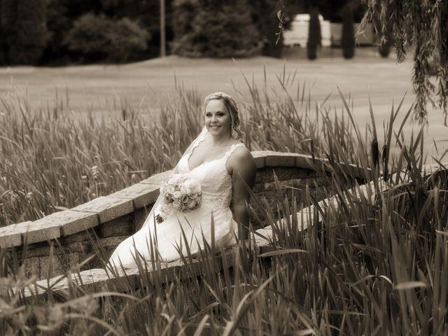 Jason and Kim's wedding in Langley, British Columbia 12