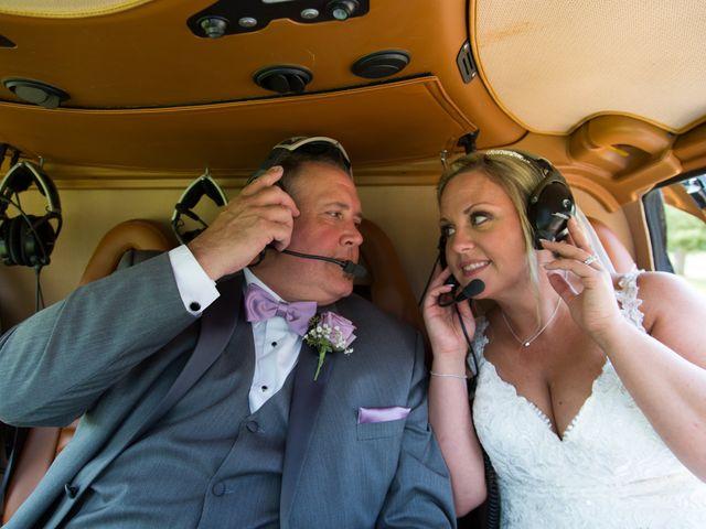 Jason and Kim's wedding in Langley, British Columbia 2