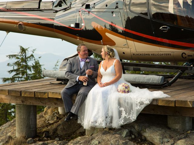Jason and Kim's wedding in Langley, British Columbia 14