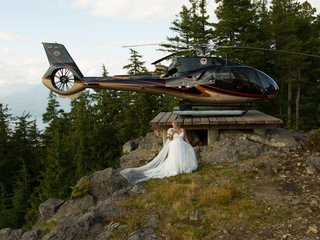 Jason and Kim's wedding in Langley, British Columbia 15