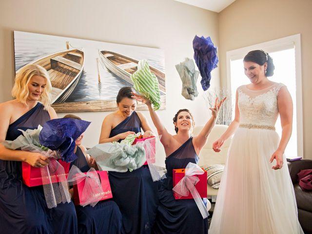 Victoria and Ryan's wedding in Edmonton, Alberta 5