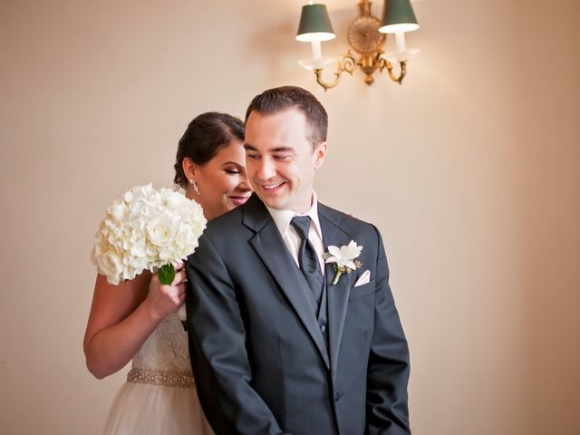 Victoria and Ryan's wedding in Edmonton, Alberta 6