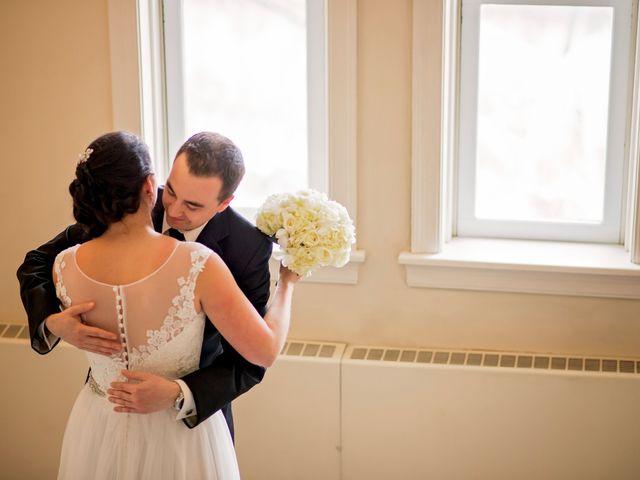 Victoria and Ryan's wedding in Edmonton, Alberta 7