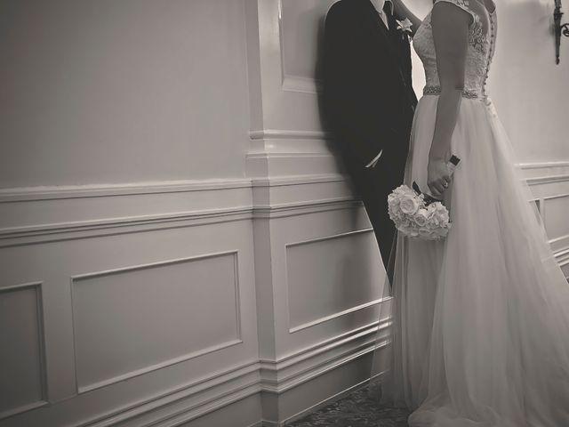 Victoria and Ryan's wedding in Edmonton, Alberta 8