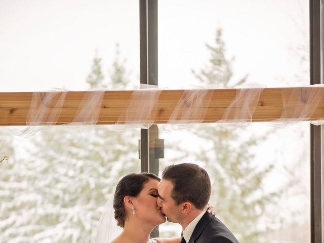 Victoria and Ryan's wedding in Edmonton, Alberta 13