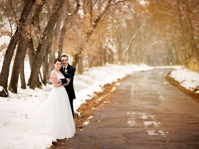 Victoria and Ryan's wedding in Edmonton, Alberta 18