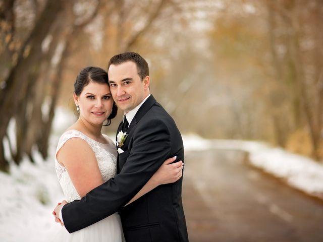Victoria and Ryan's wedding in Edmonton, Alberta 19