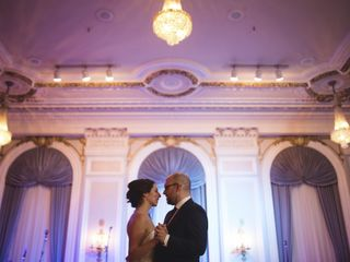 The wedding of Marnie and Frank 2