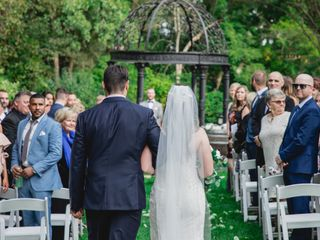 The wedding of Sarah and Steve 1