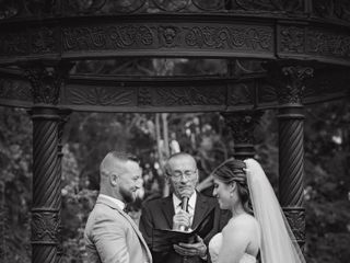 The wedding of Sarah and Steve 2