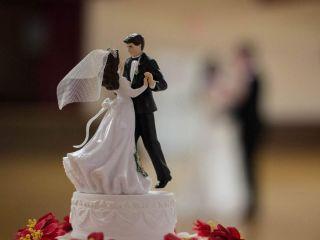 The wedding of Mandi  and Chris  1