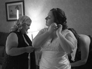 The wedding of Mandi  and Chris  2