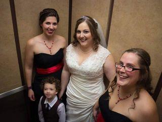 The wedding of Mandi  and Chris  3