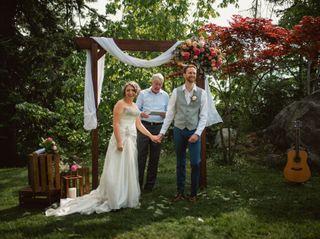 The wedding of Matt Leaker and Vanessa Ross 1