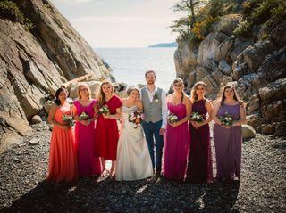 The wedding of Matt Leaker and Vanessa Ross 3