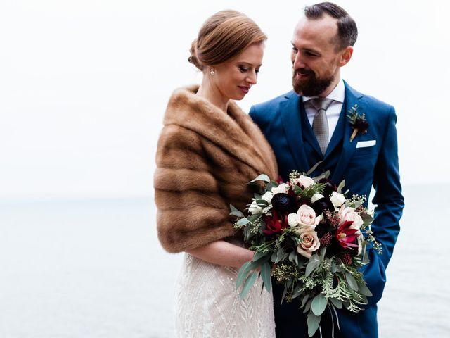 The wedding of Jonathan and Amanda