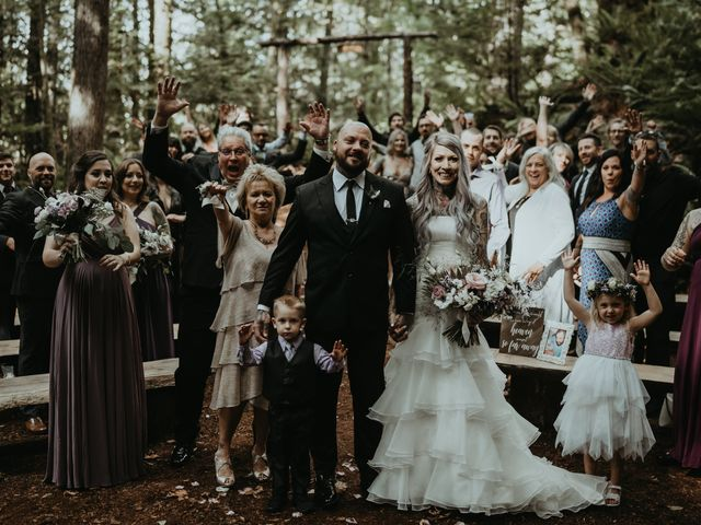 Shane and Dannielle's wedding in Sooke, British Columbia 5