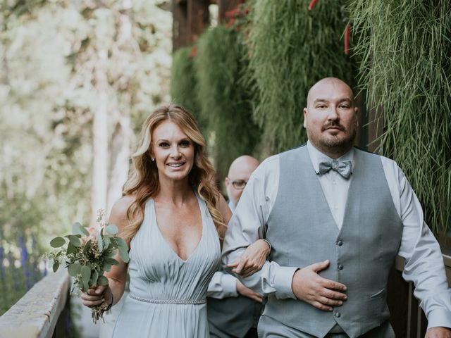 Sean and Raquel's wedding in Field, British Columbia 32