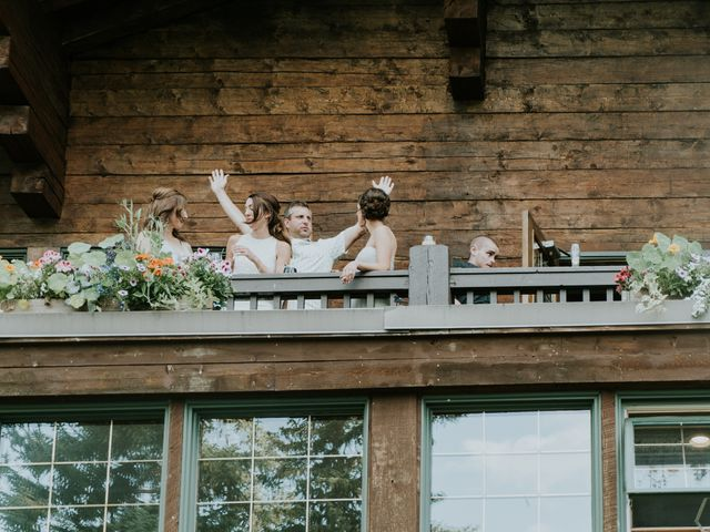 Sean and Raquel's wedding in Field, British Columbia 57
