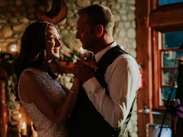 Sean and Raquel's wedding in Field, British Columbia 76