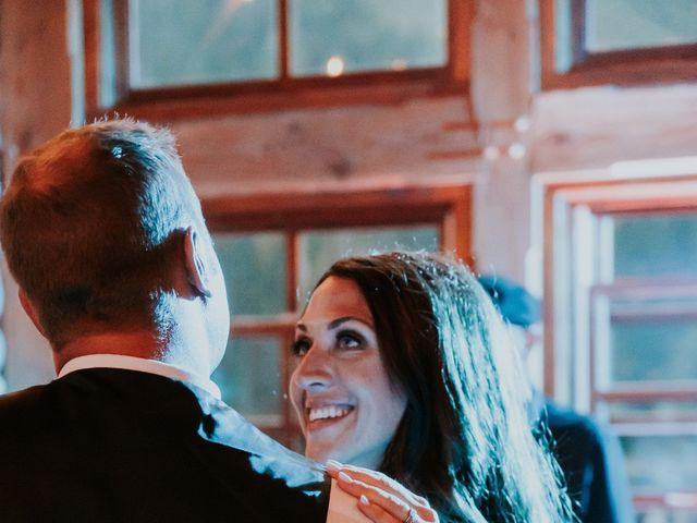 Sean and Raquel's wedding in Field, British Columbia 77