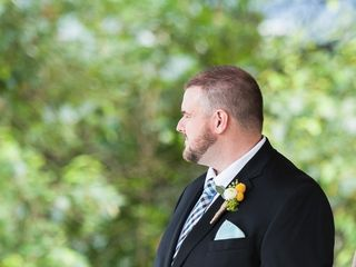 The wedding of Lindsey and Garrett 2