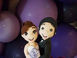 The wedding of Nancy and John 1