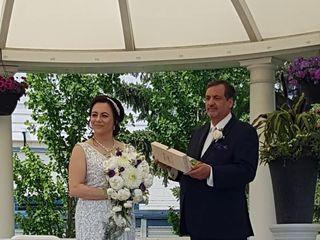 The wedding of Nancy and John 2
