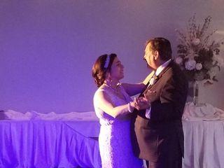 The wedding of Nancy and John 3
