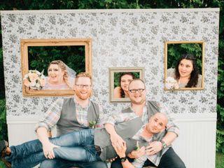 The wedding of Heather and Jarod 2
