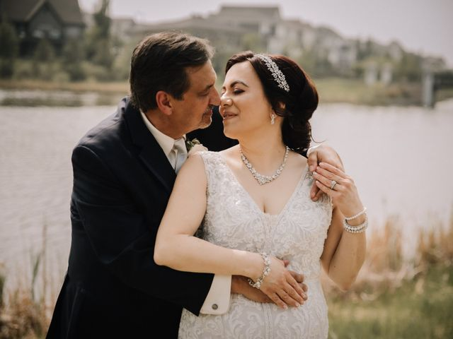 The wedding of Nancy and John